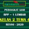 RPP 1 Lembar Revisi 2020 Kelas 2 Tema 4 Kurikulum 2013