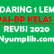 RPP PAI Daring Kelas 1 Format 1 Lembar