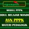 Modul Pedagogi PPPK